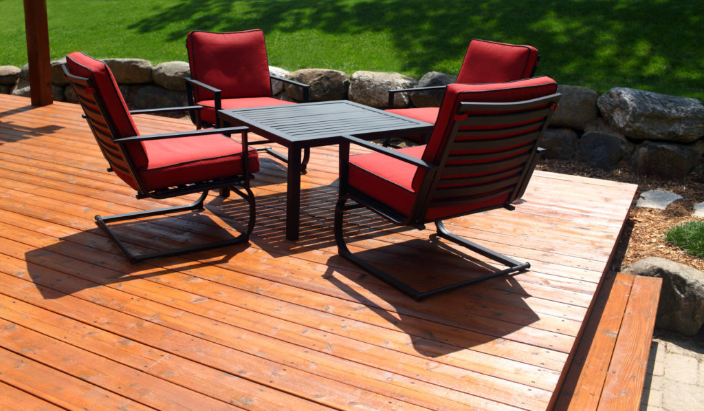Wood or Composit Custom Deck Systems
