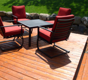 Wood Deck Contractors Fenton